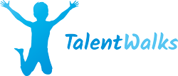 talent walks logo