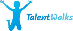 talent walks logo